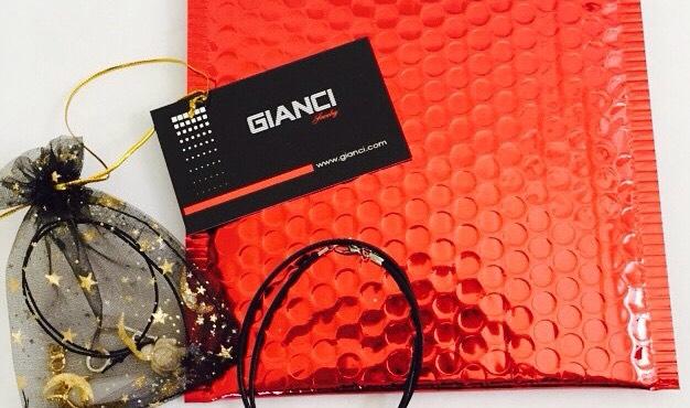 Gianci jewelry is so amazing!