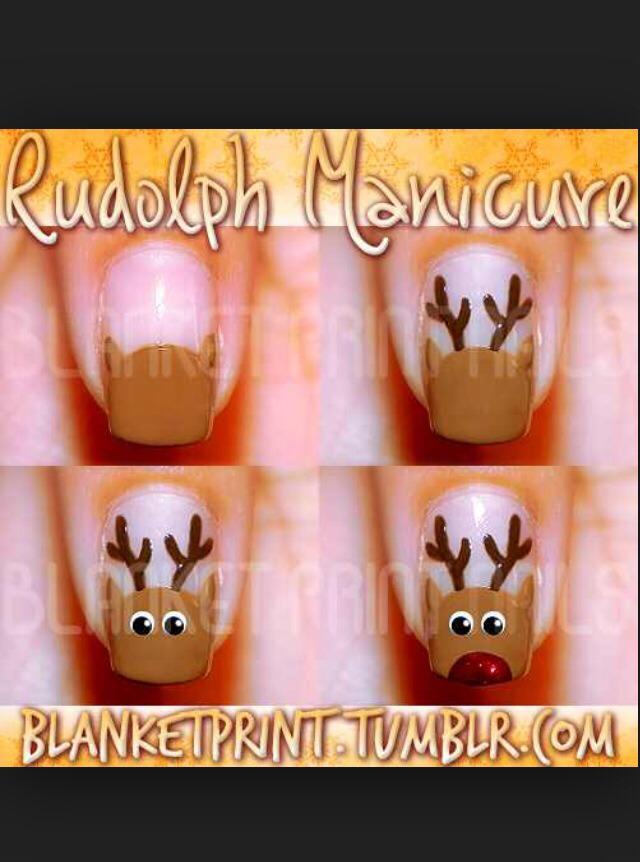 Rudolph!! 🔴