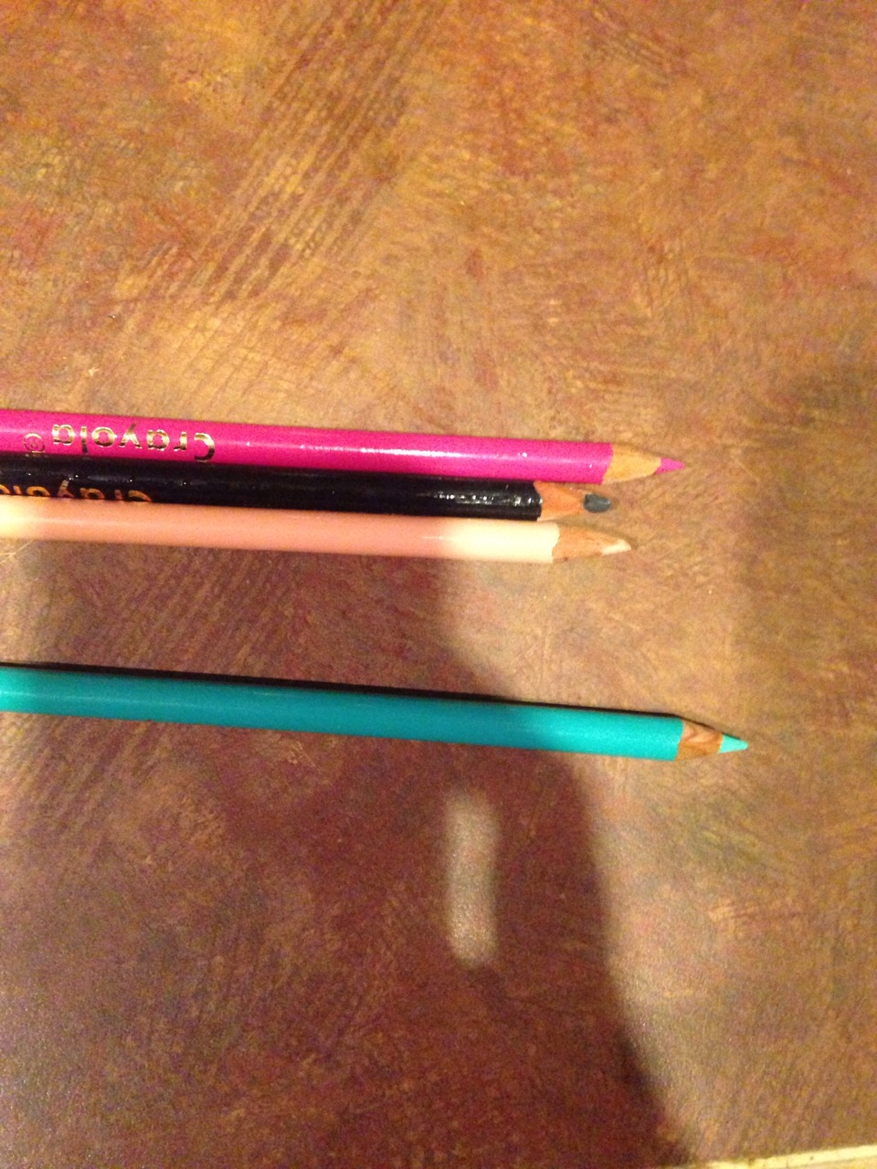 Take any color pencil