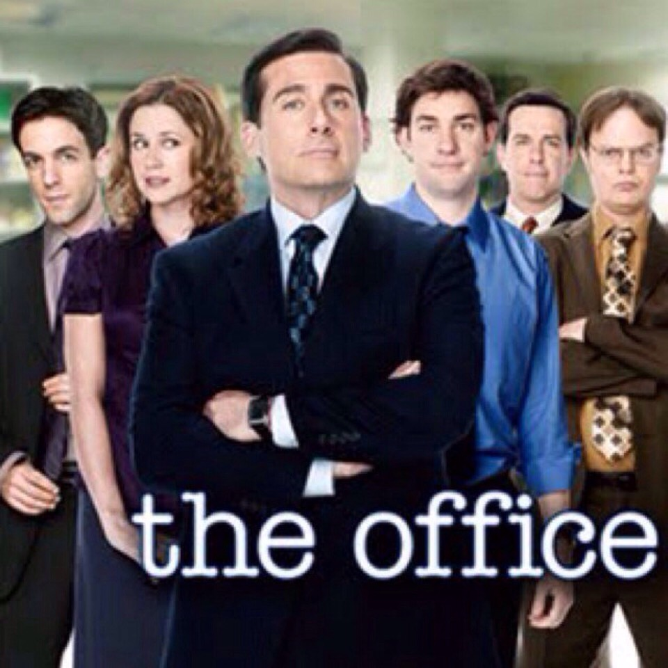 The office is a comedy series that is a mockumentary on a group of typical office workers.
