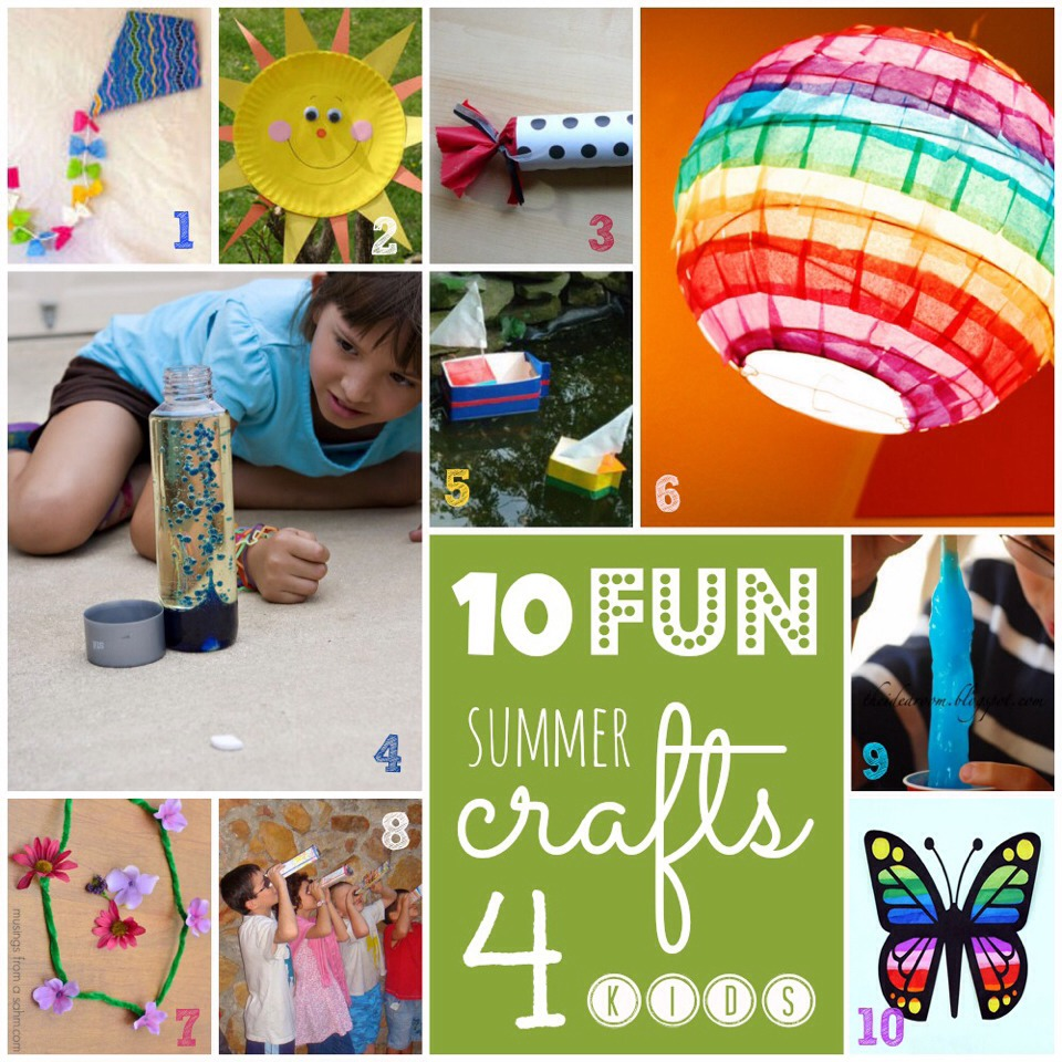 DIY- Summer Arts & Crafts Project Ideas!🎨Simple & Cheap