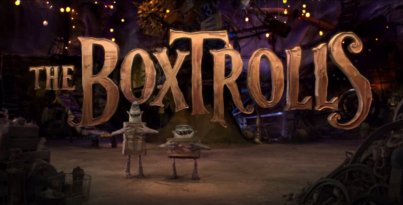 Have your children watched the box trolls but they don't know the names? It's easier than you think.