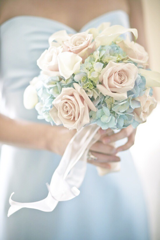 Bouquet for Bride and Bridesmaids