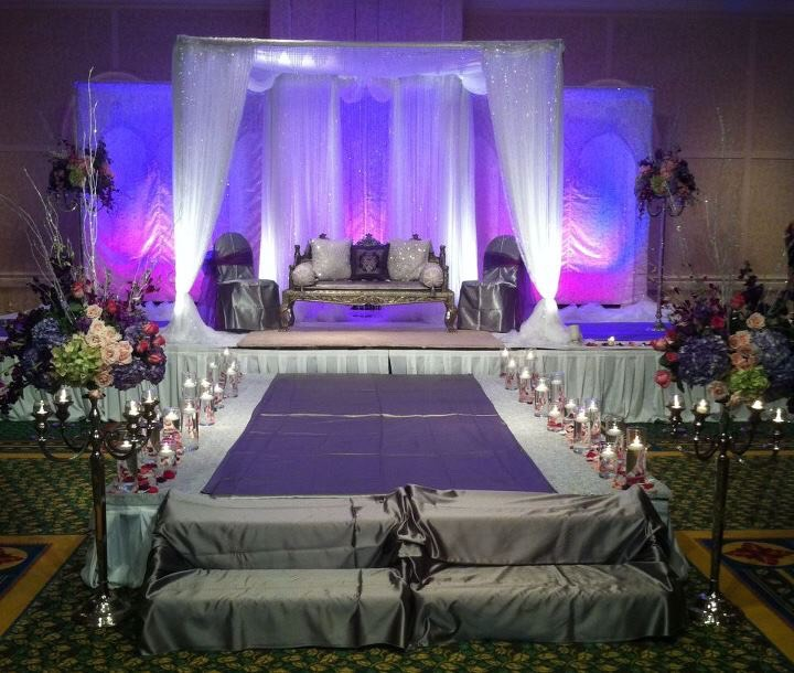 Cute Indian Wedding Color Themes By Smita Padilla Musely