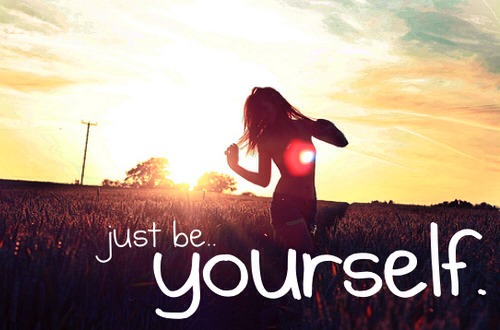 Just be you! Continue anyway! If you changed for this person, you really need to become you again, and if you didn't but you feel like you need to, to get them back, DONT! Trust me, it makes everything worse, especially with your friends...