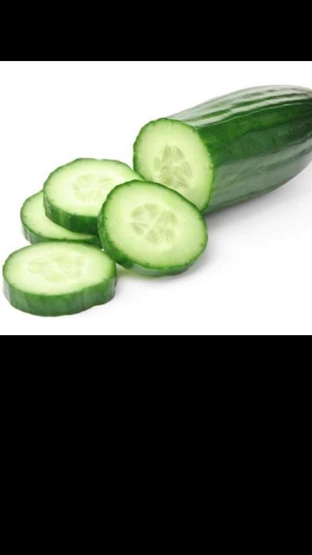 I find cucumber to be the best for me