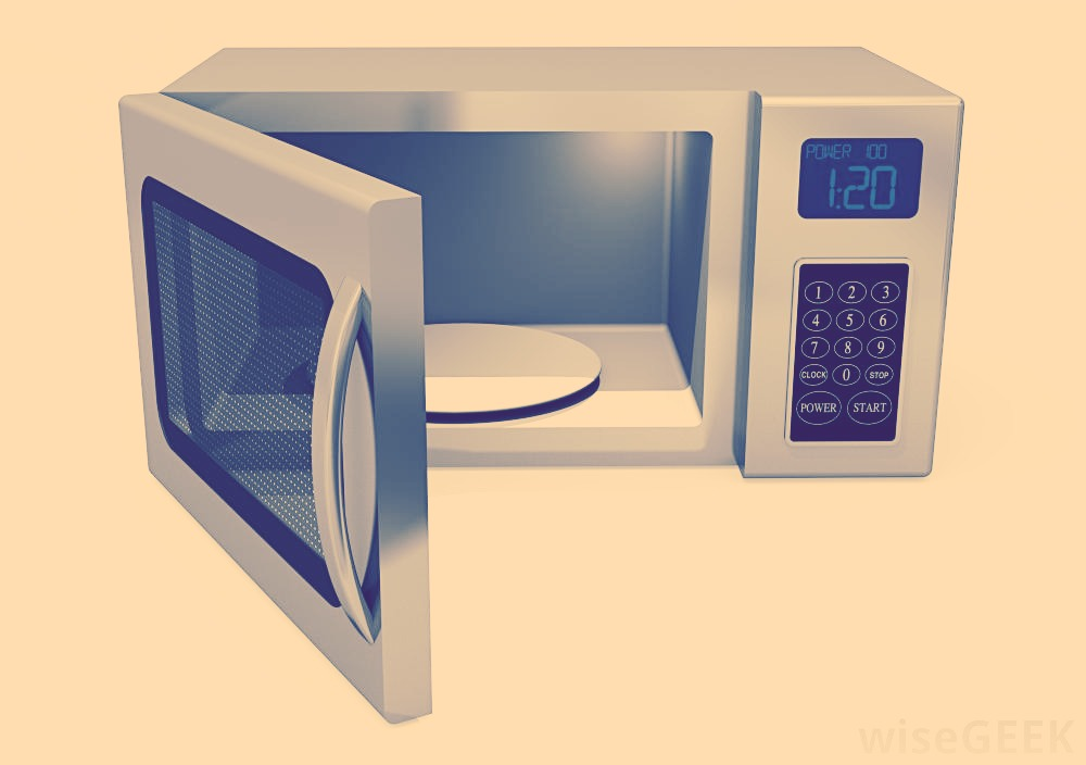 Follow these steps to easily and quickly clean your microwave :)