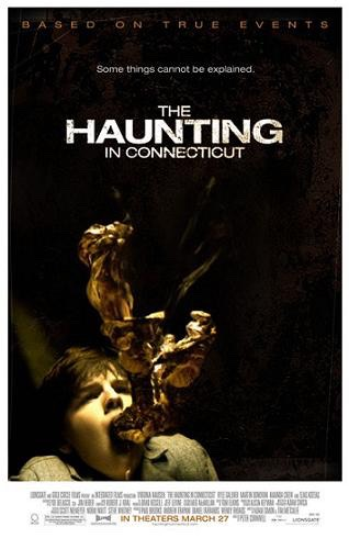 1.) The haunting in Connecticut is a great scary movie! Be sure to eat some popcorn to!