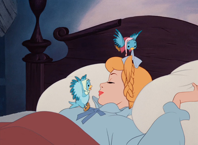 Having trouble getting out of bed in the morning? Try birds