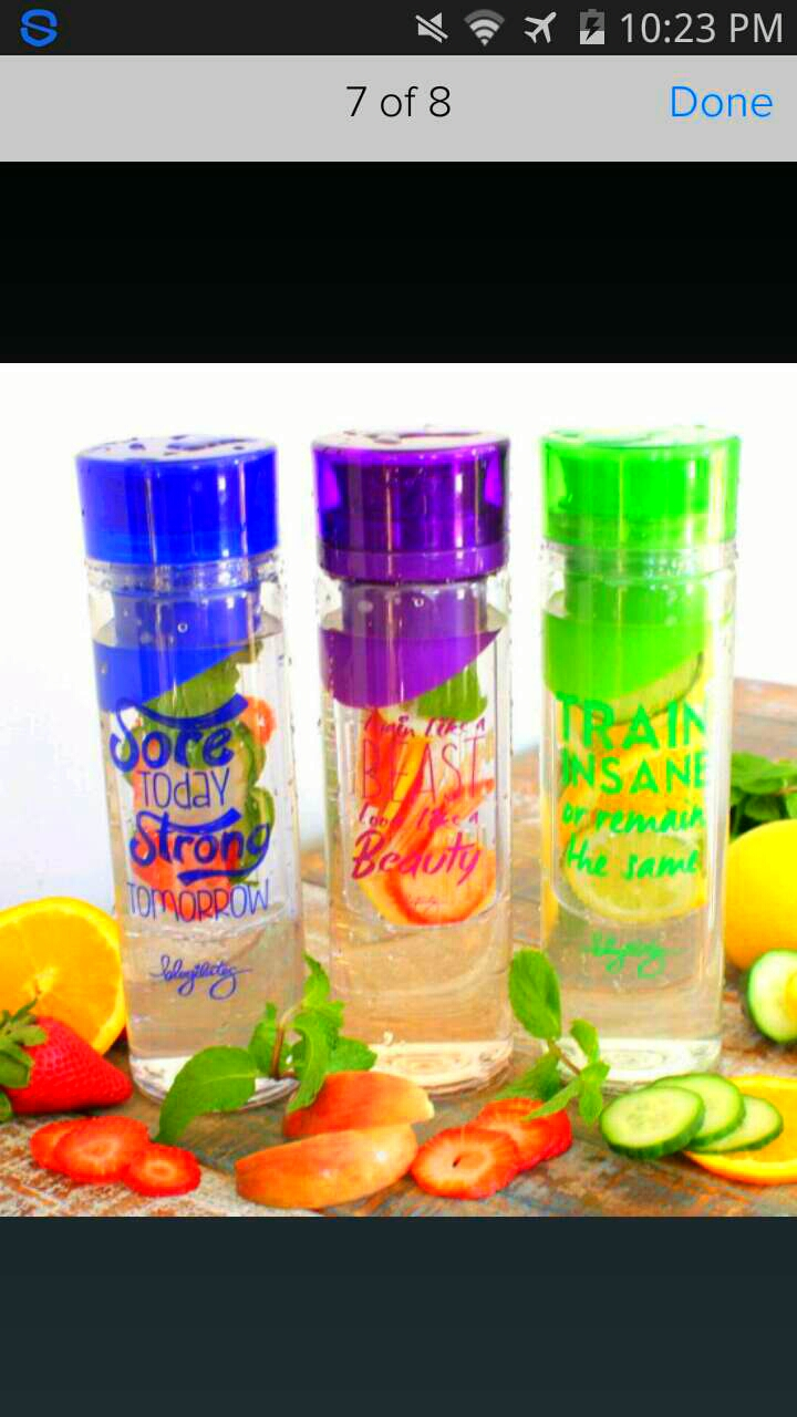 I also recommend drinking detox drinks to help lose belly fat .  Doing cardio is also great in having a healthy lifestyle. ☺