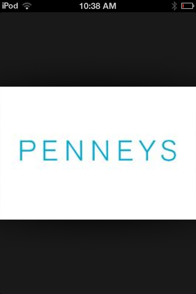I love penny's because they have really nice cloths for a little money