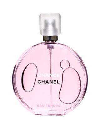 Chanel chanse Eau tendre