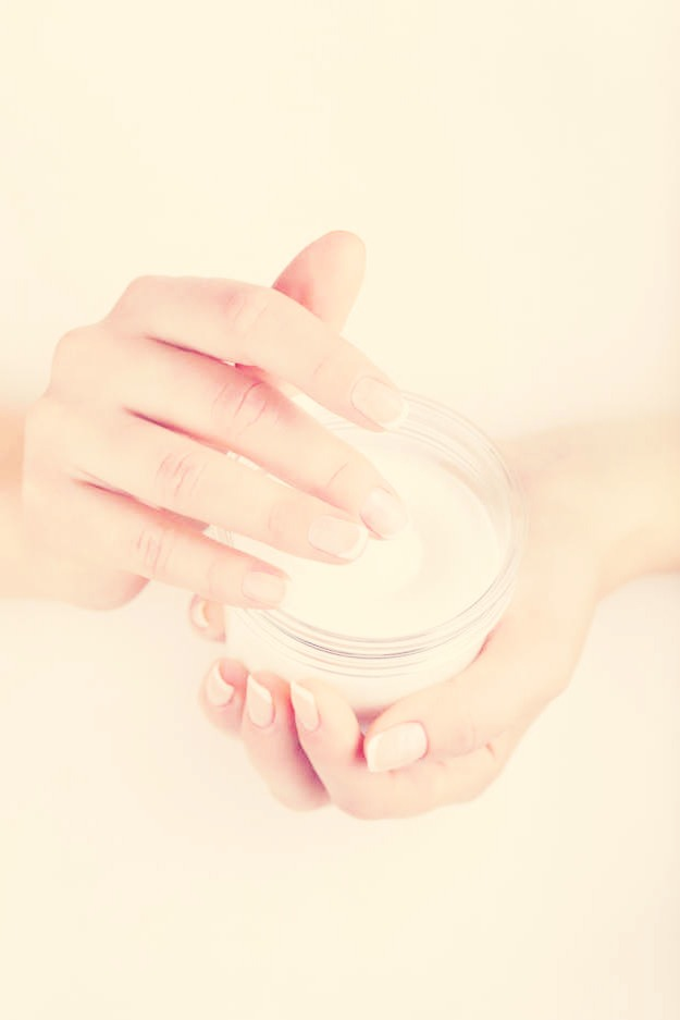15. Moisturizer could be the key to making your nails stronger.