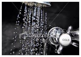 Wash your hair with COLD water! Hot water isn't good for your hair
