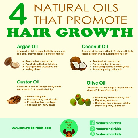 The first step to long hair are these oils. They will help you get the long hair you desire. They are all natural and you can get them from just about anywhere. Of course these aren't the only oils that promote grow. If these don't work, just keep looking.