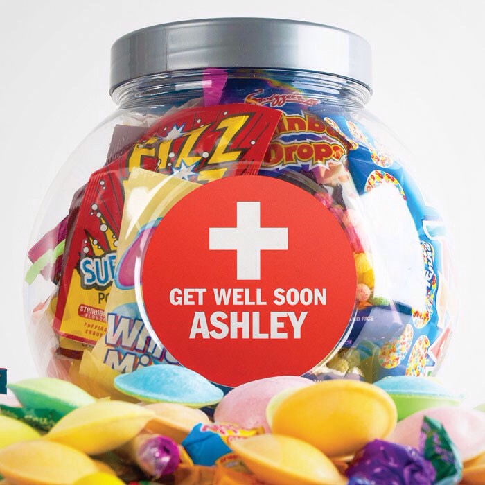 Get Well Soon Jar💕 Cute for a sick family member or friend💘