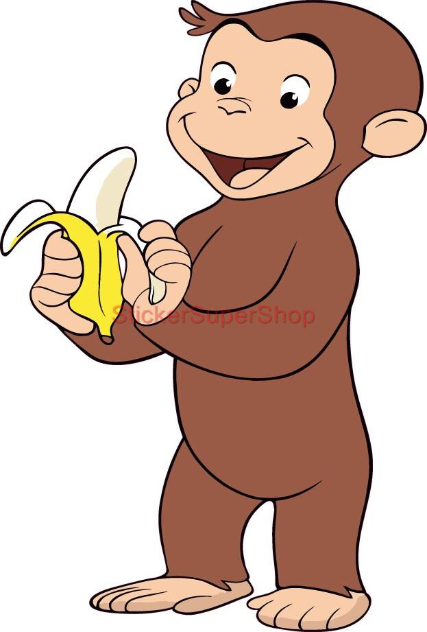 3. Curious George   Everyone's favorite monkey! This little monkey teaches the young viewers important life lessons. Children will understand the importance of environmental care, and friendship values. The use of imagination plays a huge role in this silly show.