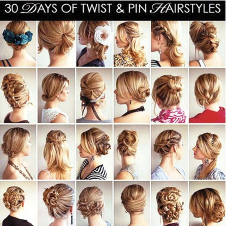 Cool Ways To Style Your Hair Musely