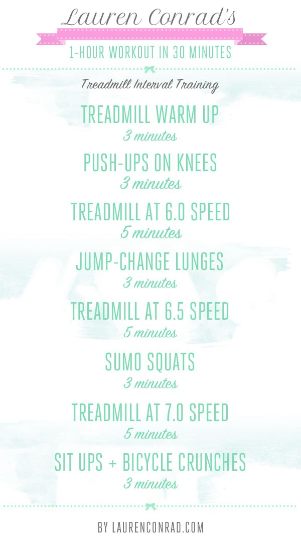 """The """"Quickie"""" workout"""
