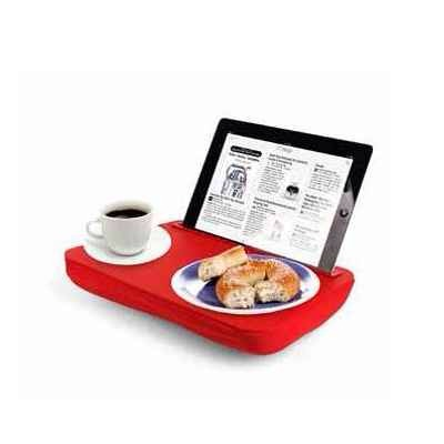 4. The iPad Lap Desk, $14  Looks like Sunday morning to me. Get it at givesimple.com