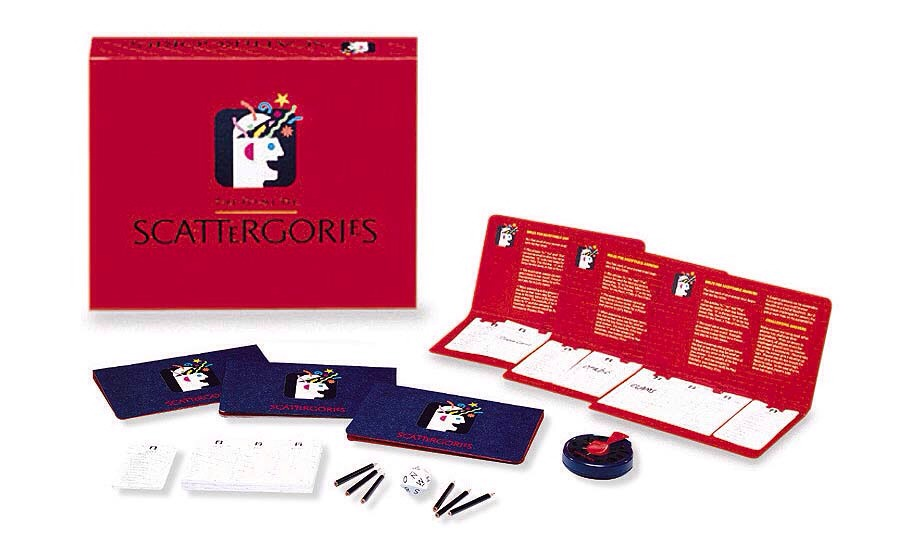 Alternatively you could use it as a Scattergories game and go around taking turns picking a letter if someone else has it you cross it off!