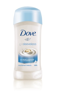 A moisturizing deodorant will leave your skin feeling soft and help close the pores in your skin that open up when you shave. Use for arms, legs and even the front portion of your lady parts (do NOT use inside or on the labias!)