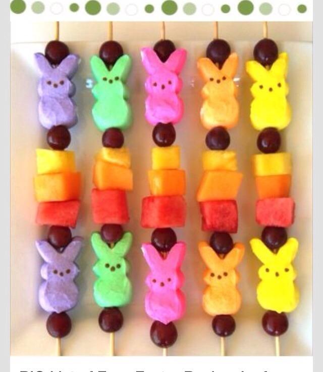 Easter kabob!