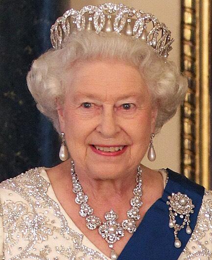 5. The Queen.