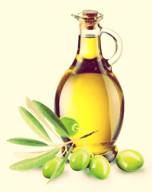 Get some Olive oil or ( Coconut Oil is good also). Put like 3 medium drops in a plastic bowl heat it up for about 30sec.