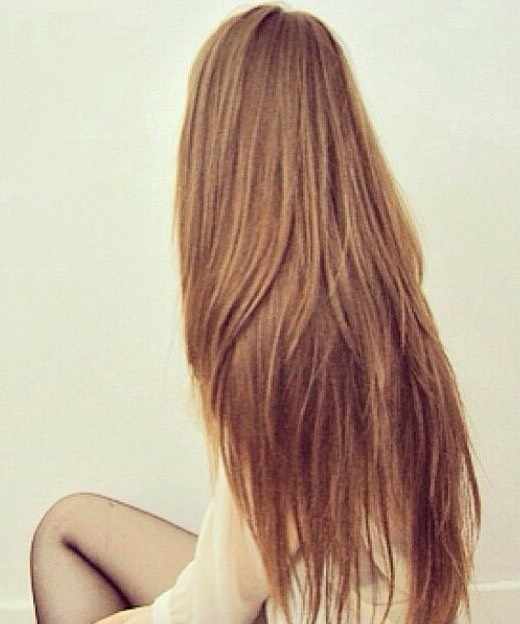 We all want long hair like this, but sometimes hair takes a while to grow. I'm going to show you some ways to make your hair grow faster.