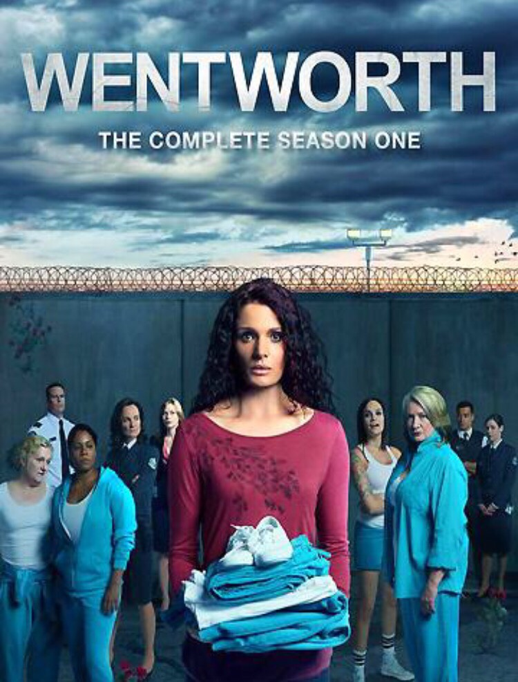 Wentworth is a hard hitting women's prison show, lots of blood and lots of drama!