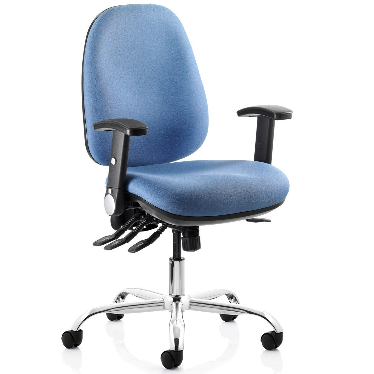 YOUR CHAIR+POSTURE-Select a chair with back support that allows you to sit up straight comfortably.Your feet should rest flat on thr floor. Chair arms should support your arms while you are typing. Never rest your wrists on the key board.
