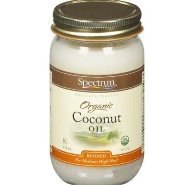 2 Tsp Of Coconut Oil