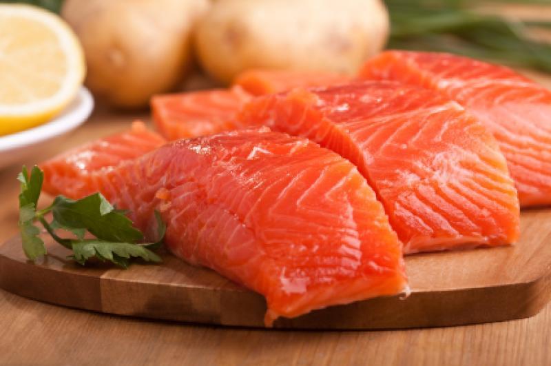 1. Salmon