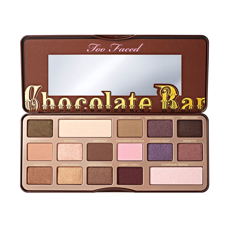 I would personally recommend the Too Faved Chocolate Bar Palette because of how versatile and pigmented the colors are. It's very easy to create many different looks with this palette, the packaging is beautiful and it's not to bulky to carry around.