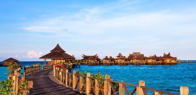 Malaysia.  Southeast Asia.