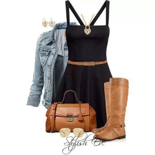 Little black dress 💁