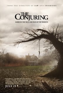 2.) the conjuring if you get scared easily, you probably won't sleep for a while, but it's a great scary movie!