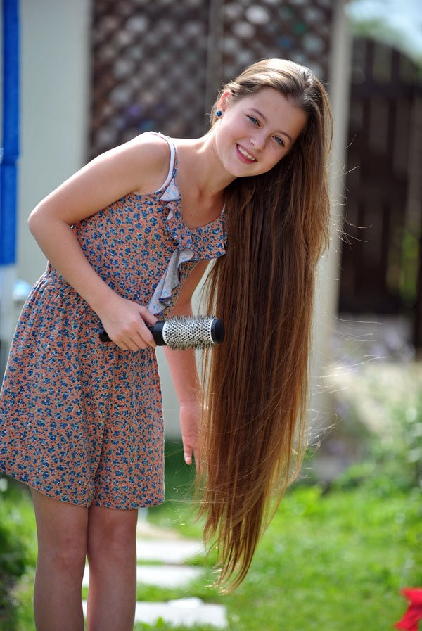 Want hair like this? Keep reading