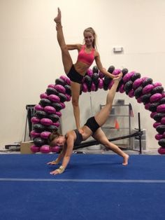 fun 2 person stunt ideas👯  musely