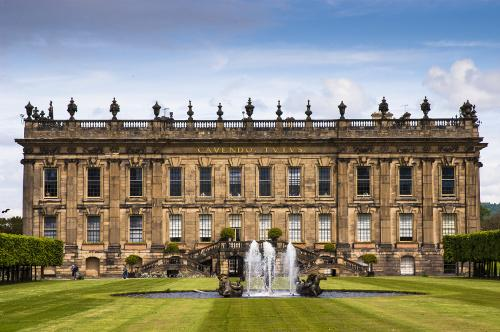 Re-opening on the 19th March 2016, Chatsworth House is Derbyshire's most prized possession.