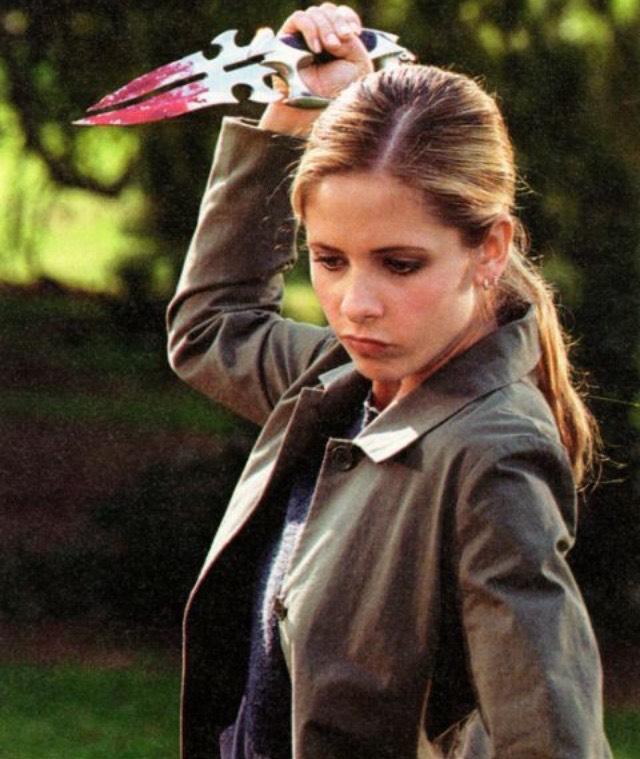 Buffy the Vampire Slayer! A classic!!!