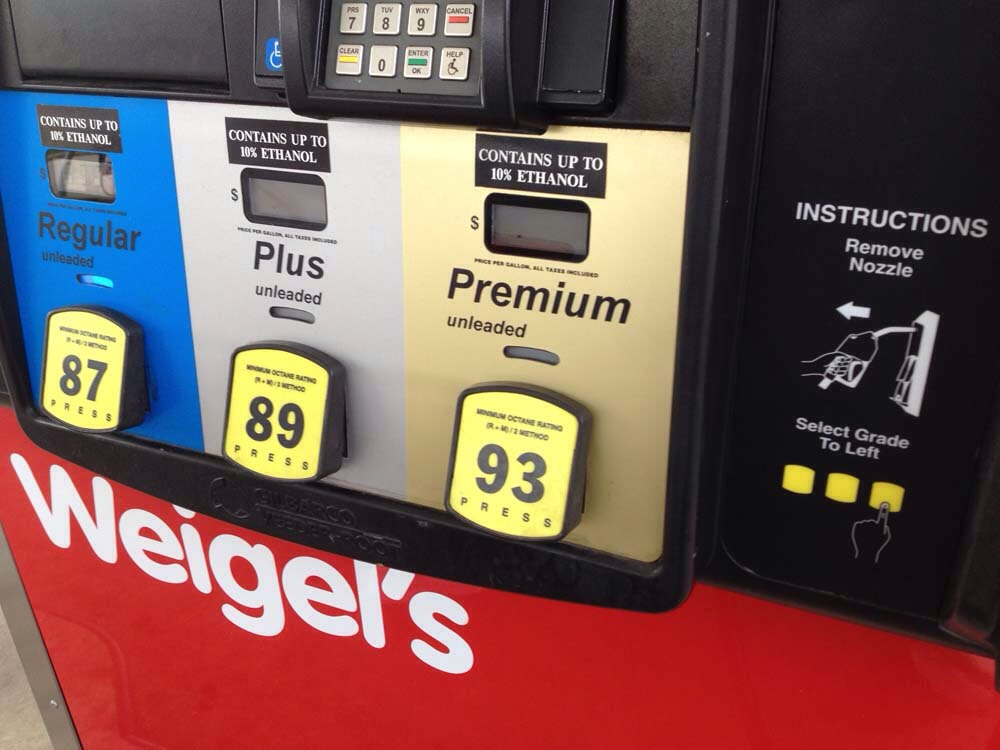 "Premium Gasoline  Many drivers assume using a ""premium"" gasoline will make their car perform better. Not true. You won't go faster, get better mileage or run cleaner — no matter what the terms ""super,"" ""premium"" or ""plus"" imply."