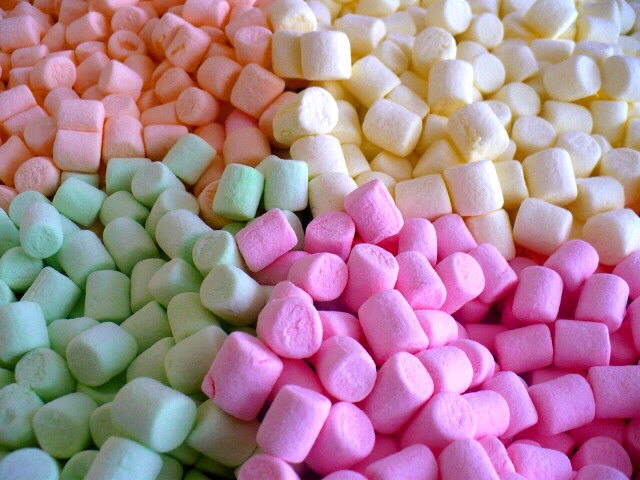 You need: Marshmallows - they can be big marshmallows or mini ones Icing sugar  Food colouring Flavoring oil - This is optional. If you don't add this your fondant will be sweet and flavorless which works well if your got all the flavors your want in your cake already