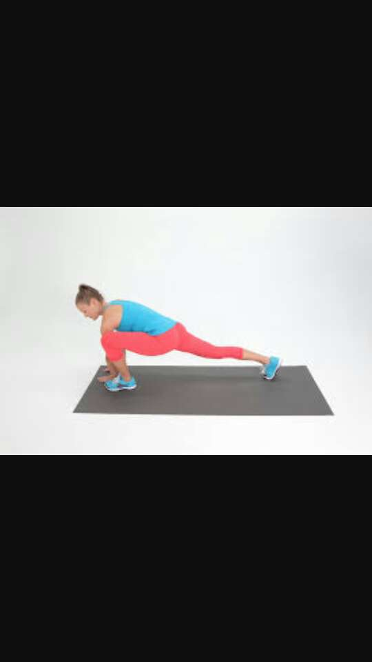 Lunge. This is a great way to get flexible legs. One of the most important things is to keep your knee straight,  otherwise your going through pain for nothing.