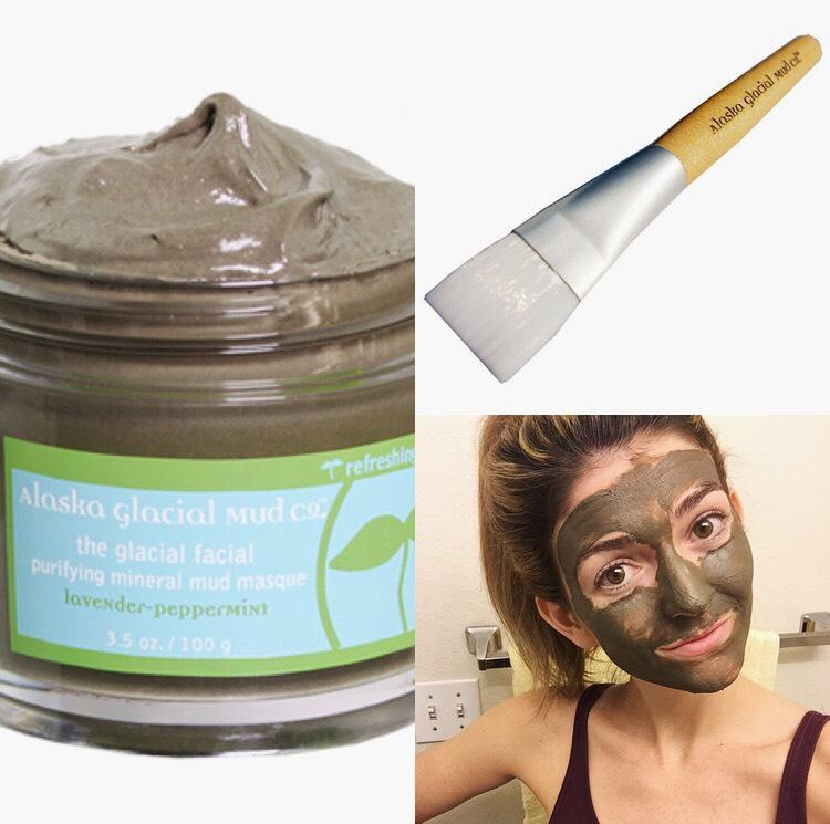 How to use:  For all skin types! 1.Apply an even layer of mud with facial brush or fingers. 2.Allow 15 minutes to dry. 3.Rinse with warm wash cloth and water.  Use once per week for normal-dry skin and up to 4 times per week for oily skin. You'll feel the results immediately!