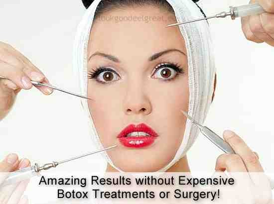 No needle Botox.  No potential serious side effects of Botox Painless  WORTH IT