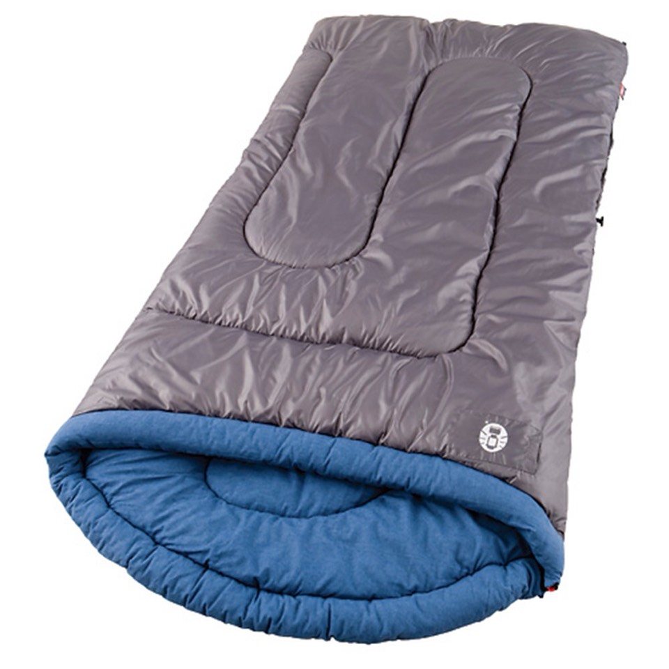 You will use a sleeping bag all the time, trust me