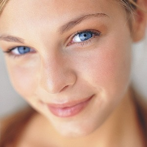 Wear minimal makeup whenever you can to allow your skin to breath and not block your pores.