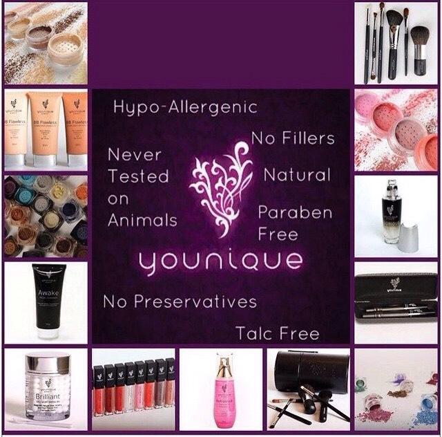 Younique Makeup Party Names - Mugeek Vidalondon